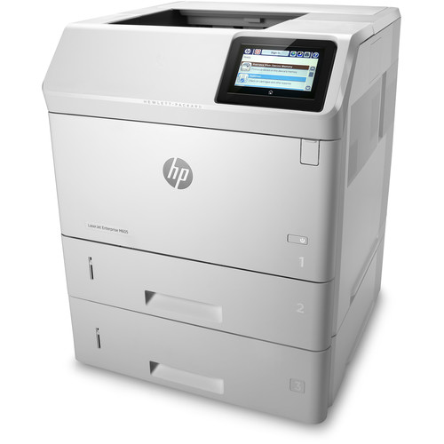 HP M605x LaserJet Enterprise Monochrome Laser Printer