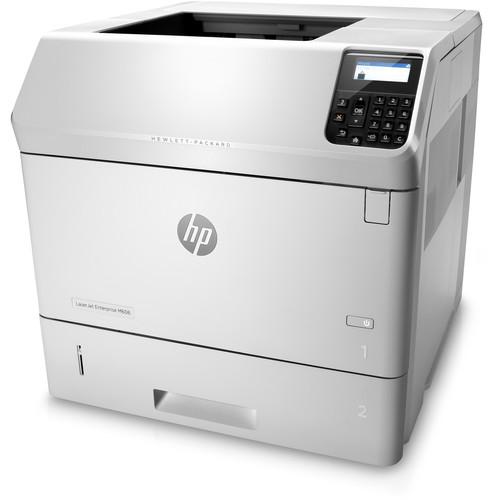 HP LaserJet Enterprise M606dn Monochrome Laser Printer