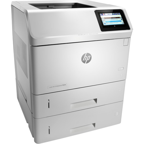 HP LaserJet Enterprise M606x Monochrome Laser Printer