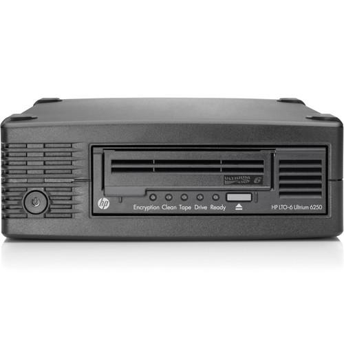 HP StoreEver LTO-6 Ultrium 6250 SAS External Tape Drive