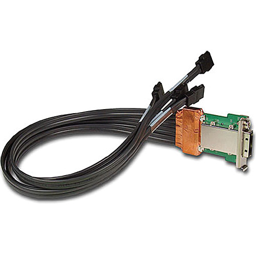 HP SAS Back Panel Connector