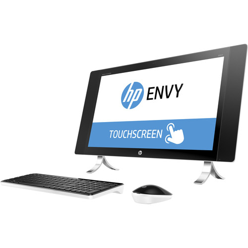 "HP 27"" ENVY 27-p041 Multi-Touch All-in-One Desktop"