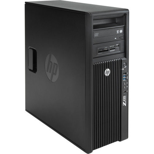 HP Z420 Series F1L02UT Mini-Tower Workstation