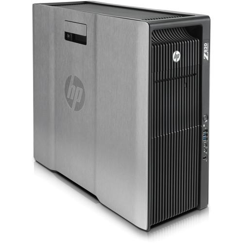 HP Z820 Series F1L23UT Mini-Tower Workstation