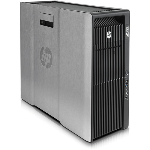 HP Z820 Series F1L27UT Mini-Tower Workstation