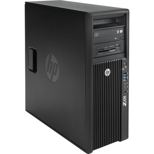 HP Z420 Series F1L78UT Workstation