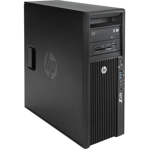 HP Z420 Series F1L78UT Workstation