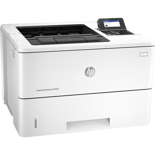HP LaserJet Enterprise M506n Monochrome Laser Printer