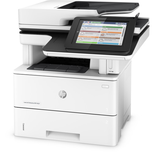 HP LaserJet Enterprise Flow M527c All-in-One Monochrome Laser Printer
