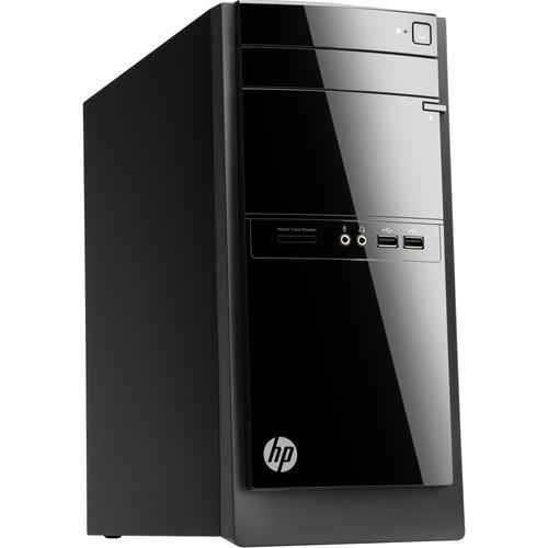 HP 110-210 Desktop Computer