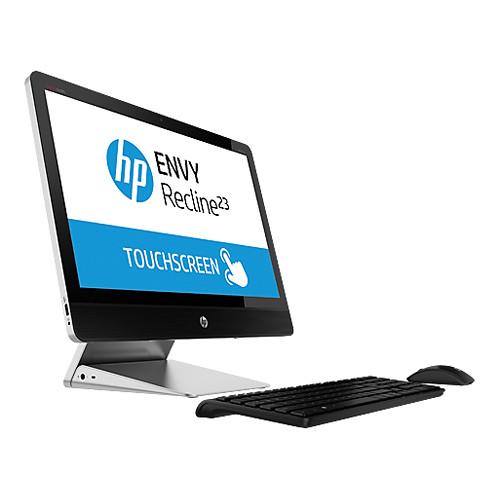 "HP ENVY Recline 23"" TouchSmart All-in-One Desktop Computer (ENERGY STAR)"