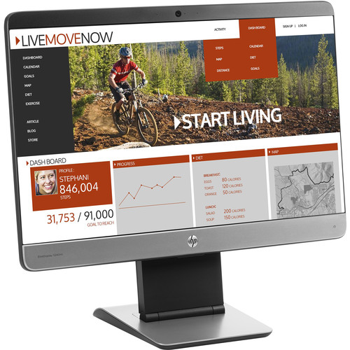 """HP EliteDisplay S240ml 23.8"""" 16:9 IPS Monitor (Smart Buy)"""