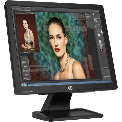 "HP P17A ProDisplay 17"" LED Backlit LCD Monitor"