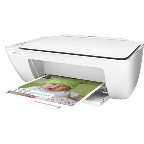 HP DeskJet 2130 All-in-One Inkjet Printer