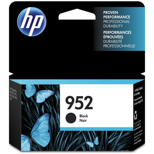 HP 952 Black Ink Cartridge