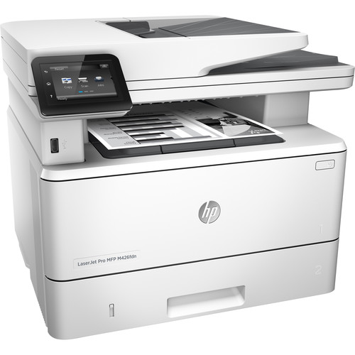 HP LaserJet Pro M426fdn All-in-One Monochrome Laser Printer