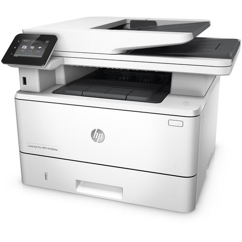 HP LaserJet Pro M426fdw Monochrome Laser All-in-One Printer