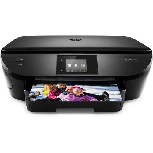 HP ENVY 5660 e-All-in-One Inkjet Printer