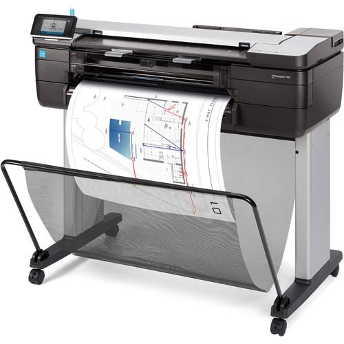 """HP DesignJet T830 24"""" Multifunction Printer"""
