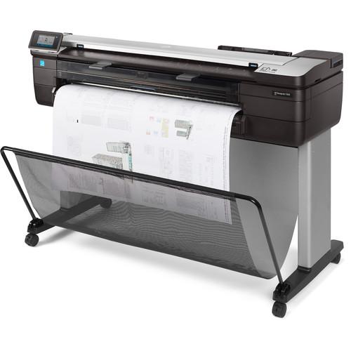 """HP Designjet T830 36"""" Multifunction Printer (No Wi-Fi)"""