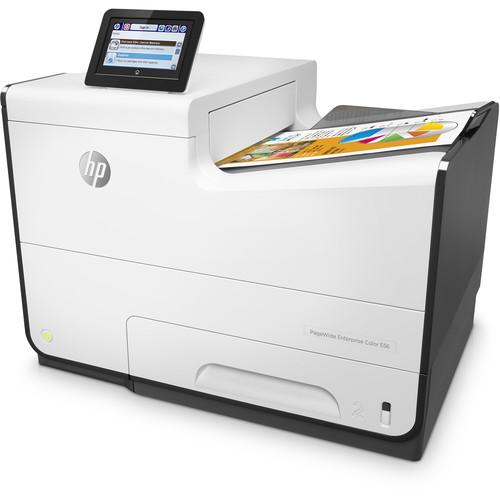 HP PageWide Enterprise Color 556dn Inkjet Printer