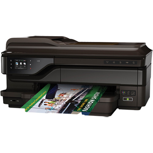 HP Officejet 7612 Wide Format e-All-in-One Inkjet Printer