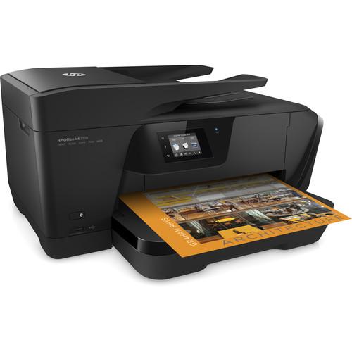 HP OfficeJet Pro 7510 Wide Format All-In-One Inkjet Printer