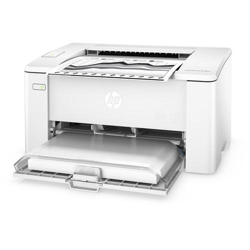 HP LaserJet Pro M102w Monochrome Laser Printer