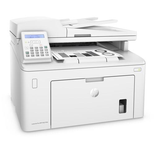 HP LaserJet Pro M227fdn All-in-One Monochrome Laser Printer