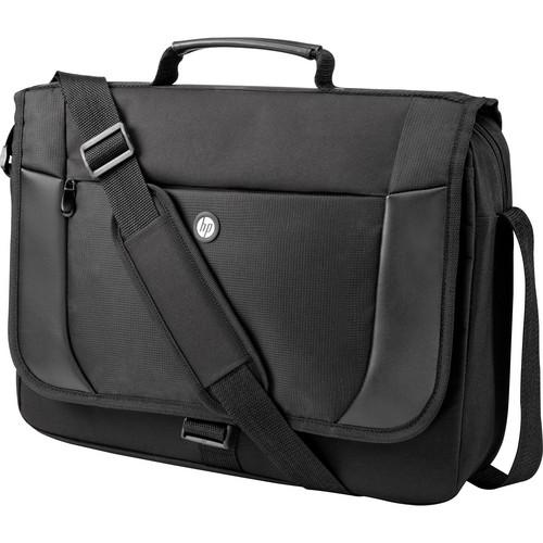 "HP Essential Messenger Case for 17.3"" Laptops (Black)"