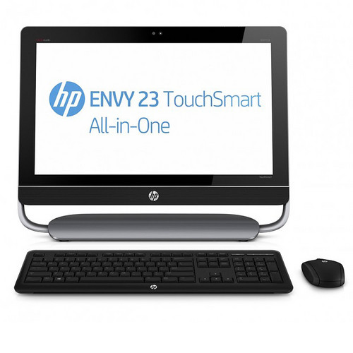 "HP ENVY 23-d150 TouchSmart 23"" All-in-One Desktop Computer"