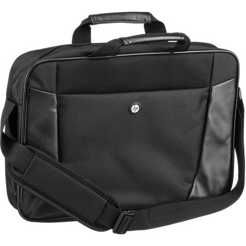 "HP Essential Top Load Case for 15.6"" Laptops (Black)"