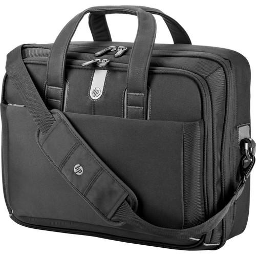 "HP Professional TSA Top Load Case for 15.6"" Laptops (Black)"