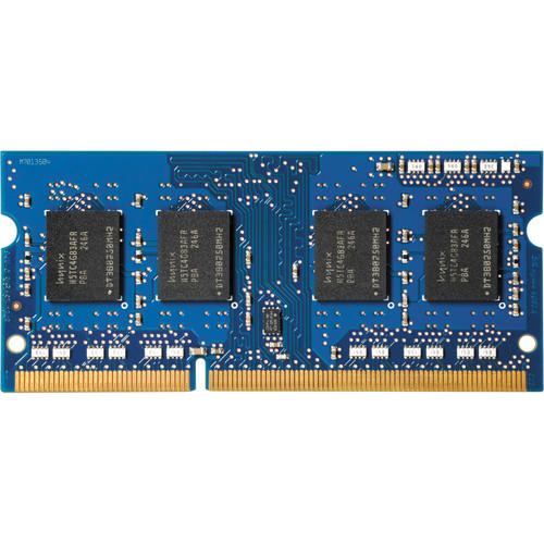 HP 2GB DDR3L 1.35V 1600 MHz SODIMM Memory Module