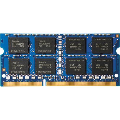 HP 8GB (1 x 8GB) 204-Pin SODIMM DDR3L 1600 MHz Memory Module