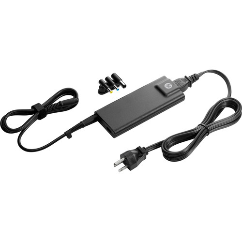 HP H6Y83AA 90W Slim AC Adapter with USB