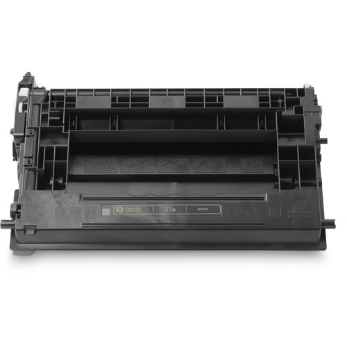 HP 37A LaserJet Enterprise Black Toner Cartridge