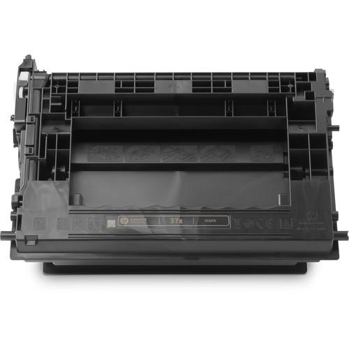 HP 37X High Yield LaserJet Enterprise Black Toner Cartridge