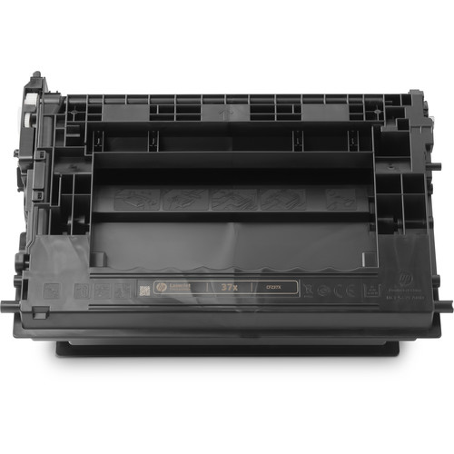 HP 37X High Yield LaserJet Enterprise Black Toner Cartridge