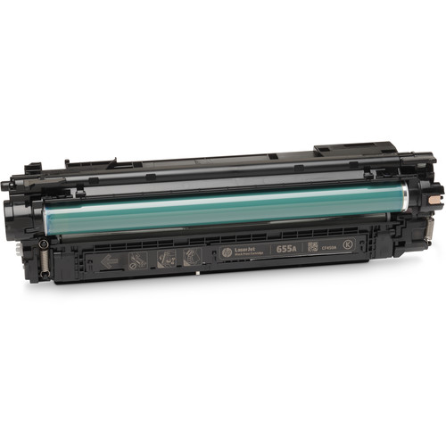 HP 655A LaserJet Enterprise Black Toner Cartridge