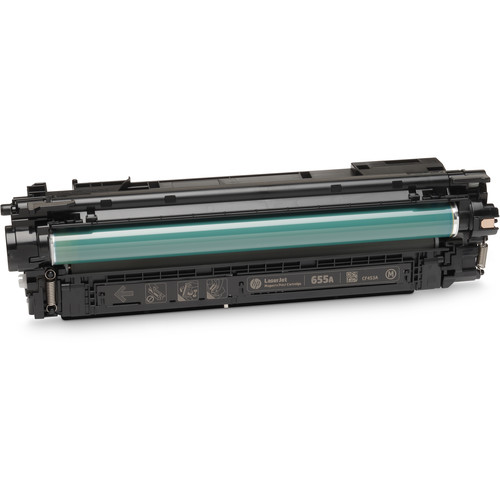 HP 655A LaserJet Enterprise Magenta Toner Cartridge