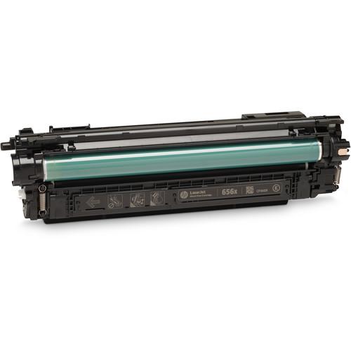 HP 656X High Yield LaserJet Enterprise Black Toner Cartridge