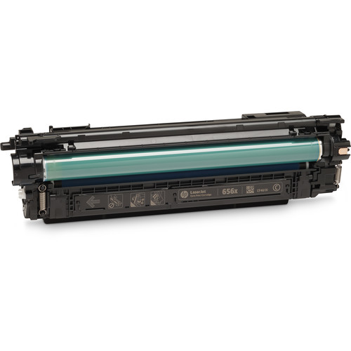 HP 656X High Yield LaserJet Enterprise Cyan Toner Cartridge