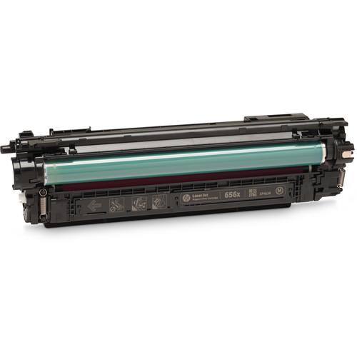 HP 656X High Yield LaserJet Enterprise Magenta Toner Cartridge