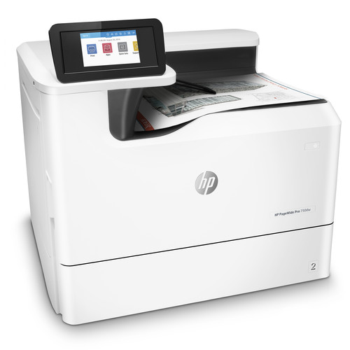 HP PageWide Pro 750dw Inkjet Printer