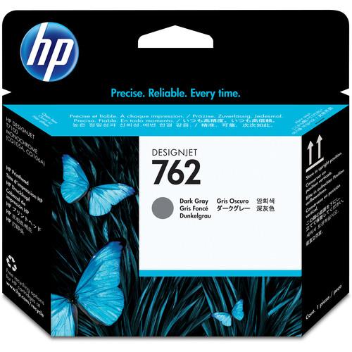 HP 762 DesignJet Dark Gray Printhead