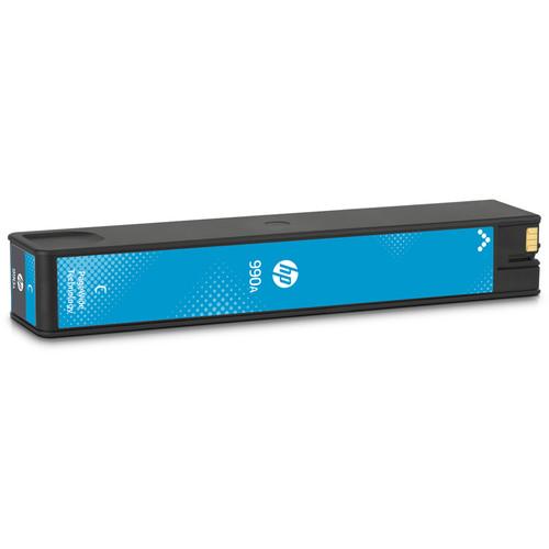 HP 990A Cyan PageWide Cartridge