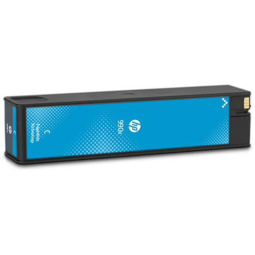 HP 990X High Yield Cyan PageWide Cartridge