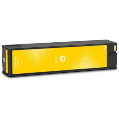 HP 990X High Yield Yellow PageWide Cartridge