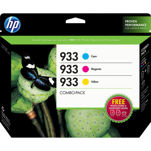 HP HP 933 Ink Combo Creative Pack